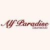Alf Paradise Alfhausen logo