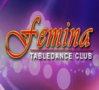 Femina Table Dance München logo