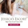 Jessica's Escort Munich München logo